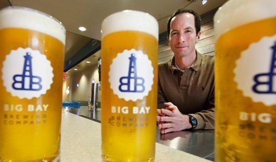 Big Bay Brewing in Shorewood