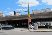 The renovation of the Lake Interchange is expected to improve access between the 3rd Ward and downtown Milwaukee.