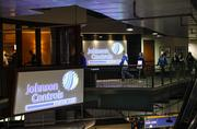 Johnson Controls Inc. took over sponsorship of the club area for the 2013 season.