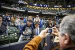 The business of Brewers opening day: Slideshow