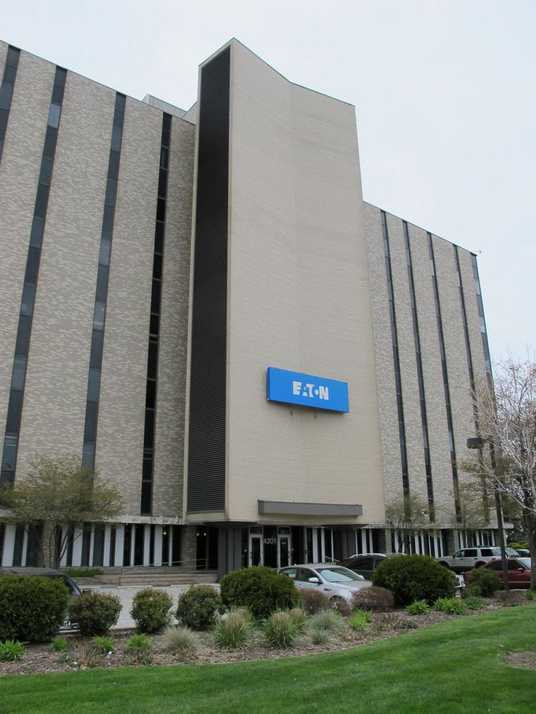 Eaton Corp.'s former Milwaukee building will be renovated for new tenants under its new owner,Thomas Ryan, president of Jonco Industries Inc.