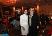 (From left) Allison Heaney of BMO Harris Bank and Froemming