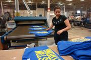 Ink to the People donated 100 percent of the sales from the first 1,500 Boston Strong T-shirts sold.