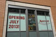 The hotel is to open in mid-July.