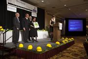 In all, 19 awards were handed out for real estate projects completed in 2012.