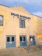 The capital campaign will pay for an expansion ofBruce Guadalupe Community School.