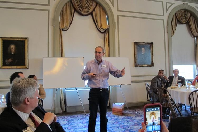 Dan Isenberg and fellow Babson faculty will pilot a business accelerator in Milwaukee that has seen success in other countries.
