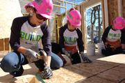 The home is being built on North 34th Street in Milwaukee.