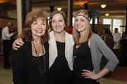 (From left) Judy Mindin, Bridget Gallagher and Leanne Mindin of ABCD