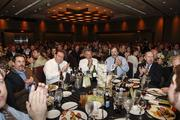 More than 600 people attended the sold-out event.
