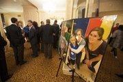 The annual fundraiser raises money for children's programs at the Jewish Community Center.