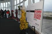 The event included clothing designed by students from the Pius XI High School Fine Art Department.