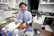 Junhong Chen, University of Wisconsin-Milwaukee mechanical engineering professor Click here for story