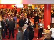 The convention is the largest gathering of retailers and developers of the year.