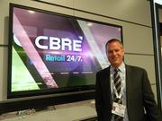 Peter Glaser of CBRE Group Inc., Milwaukee