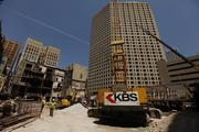 Officials from Milwaukee-based KBS Construction Inc. supported the Marriott project during public hearings when it was being debated by the Milwaukee Common Council.