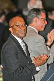 Milwaukee Common Council president Willie Hines