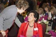 Maria Monreal Cameron of the Hispanic Chamber of Commerce of Wisconsin