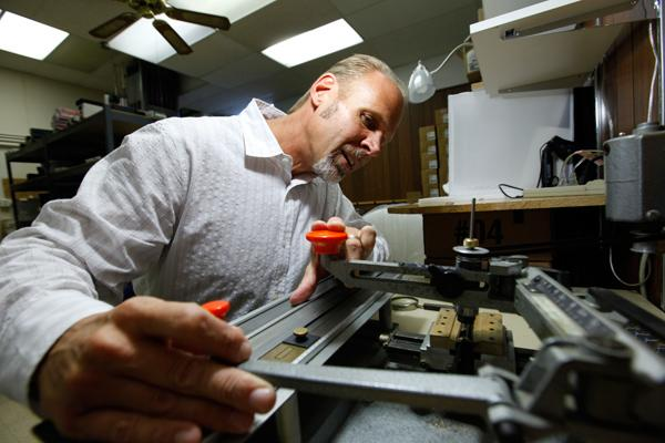 Brad Bodart of Dalys Pen Shop