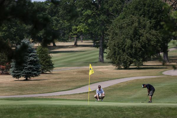 """Springboro will be taking part in the second annual """"World's Largest Golf Outing"""" to help the Wounded Warrior Project."""