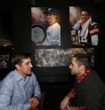 Slideshow: Braun, Rodgers draw VIP crowd for 8-Twelve MVP opening
