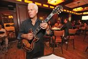 Real estate executive Bill Bonifas of CB Richard Ellis also plays with the group, The Mark Thierfelder Jazz Trio.Click here for story.