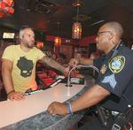 Cops in bars help build a safer downtown