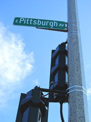 The city of Milwaukee will be losing Pittsburgh Avenue.
