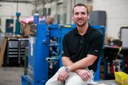 Matt Zorn is a minority owner in his father's business, Zorn Compressor & Equipment, a seller and servicer of compressed air systems.  Click here for story.