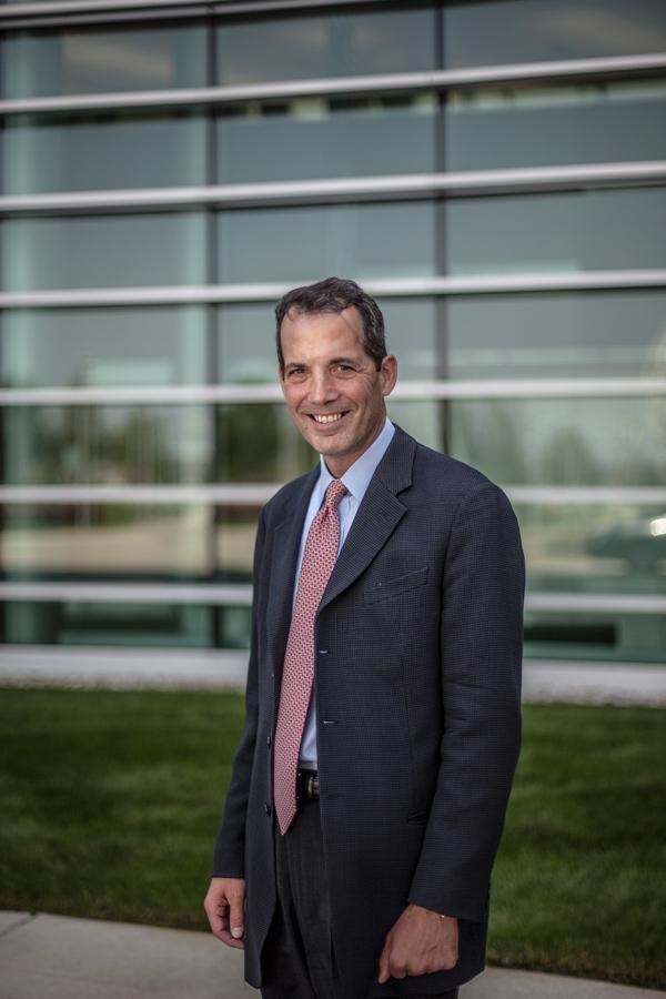 GE Healthcare's Tom Gentile