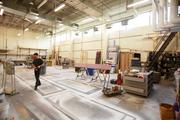 The center offers a scenic shop that has more than doubled in size and additional art studios.Click here for story.