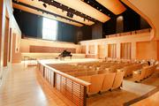 A centerpiece is a state-of-the-art, 340-seat concert hall.Click here for story.