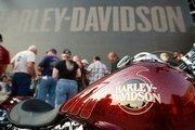 Harley-Davidson's Bike Night was held at the Harley-Davidson Museum.