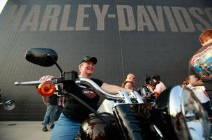 If only New Yorkers had been busy indulging their biker dreams instead of ducking Sandy nightmares, Harley-Davidson sales might have been really impressive.
