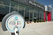 Local auto dealers like Russ Darrow continue to upgrade their dealerships.Click here for story.