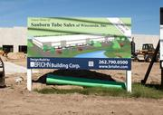 Briohn Building Corp. is constructing a new facility for Sanborn Tube Sales of Wisconsin Inc.  Click here for story.