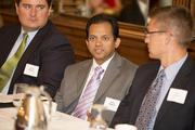 (Center) Sarit Singhal, Superior Support Services