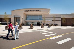 Southridge Mall seems to be taking a cue from Mayfair's successful remodeling of a decade ago, which freshened its look and added several popular new stores.