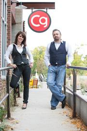 Tom and Stefani Miller run a cutting-edge business venture with old-fashioned business principles.  Click here for story.