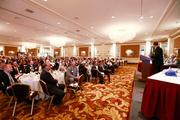 The event drew more than 300 Milwaukee business executives.