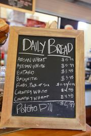 Since Fiddleheads started making its own product last year, its retail and wholesale bakery business has quadrupled.Click here for story.
