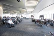 The remaining passengers are taking more direct flights, meaning they're flying on fewer, larger airplanes.  Click here for story.