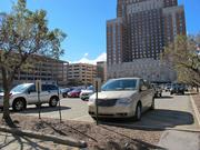 Several hotels and mixed-use projects have been proposed for the parking lot at North Fourth Street and West Wisconsin Avenue, but have never been built.