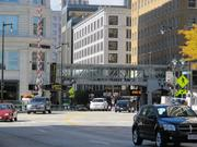 The Wisconsin Avenue bridge recently reopened after being closed for construction.