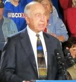 <strong>Bart</strong> <strong>Starr</strong> recovers quickly after collapsing during Madison speech