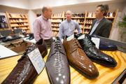 Weyco Group is a designer and marketer of men's footwear under the Florsheim, Nunn Bush and Stacy Adams brands.   Click here for story.