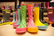 Weyco needs additional warehouse space to handle the growth potential of its Bogs brand of boots.   Click here for story.