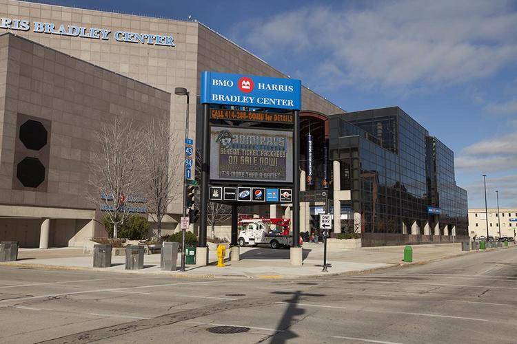 Discussions are under way regarding how to raise money to build a new arena to replace the BMO Harris Bradley Center.
