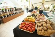 "The mall was hosting its first ""Indoor and InStore Market,"" an indoor produce, food and arts market Wednesday."