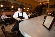 Patrick Murphy was appointed Le Reve's new chef de cuisine last month.Click here for story.